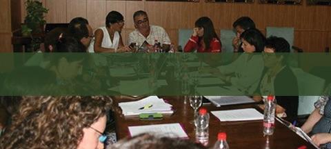 Reunión de la CDD